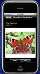 Gardensafari Moths and Butterflies app for iPhone and iPod Touch
